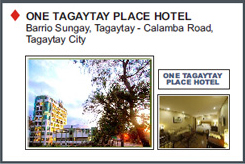 hotels-one-tagaytay-place