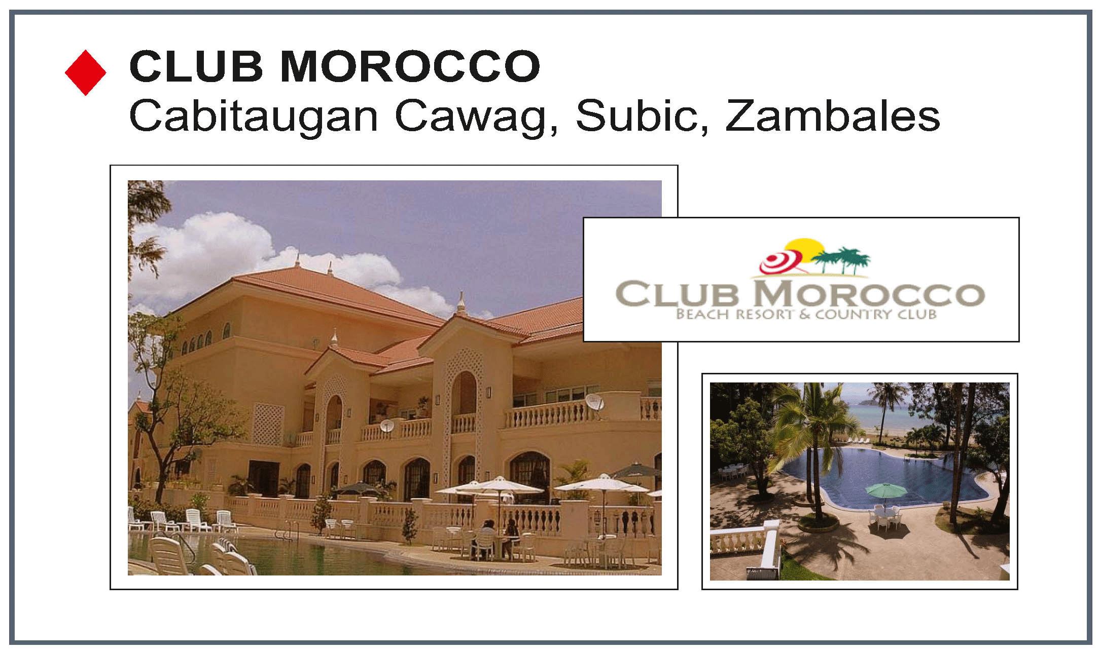 CLUB-MOROCCO